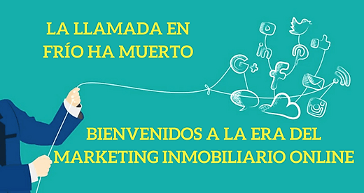 art llamadas marketing inmobiliario online