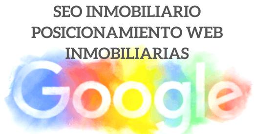 SEO INMOBILIARIO: POSICIONAMIENTO WEB INMOBILIARIAS.